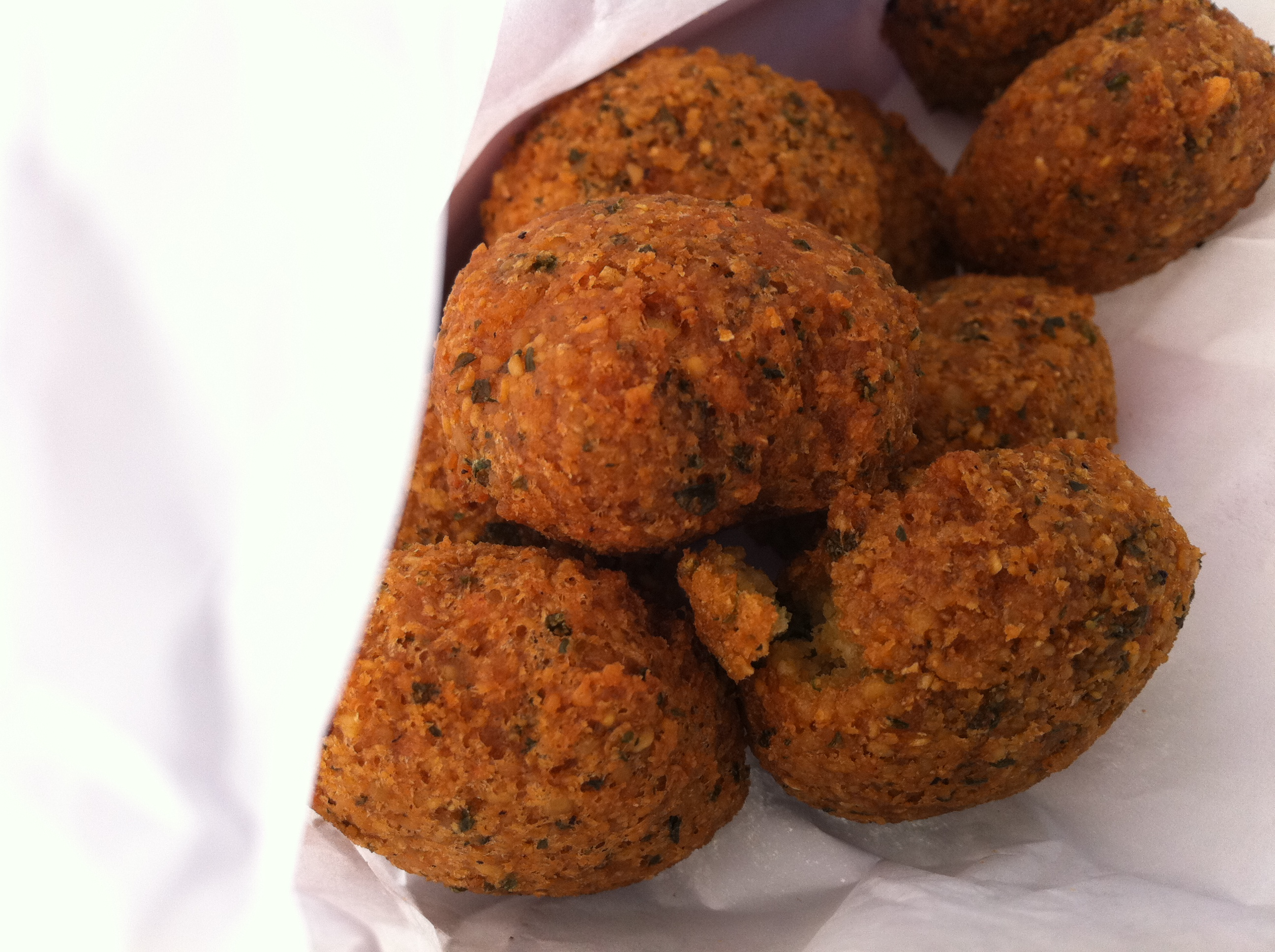 Mr Falafel_Falafel nuggets