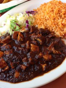 When the mercury drops, there's nothing like a hearty plate of mole or steaming bowl of pozole to warm up!